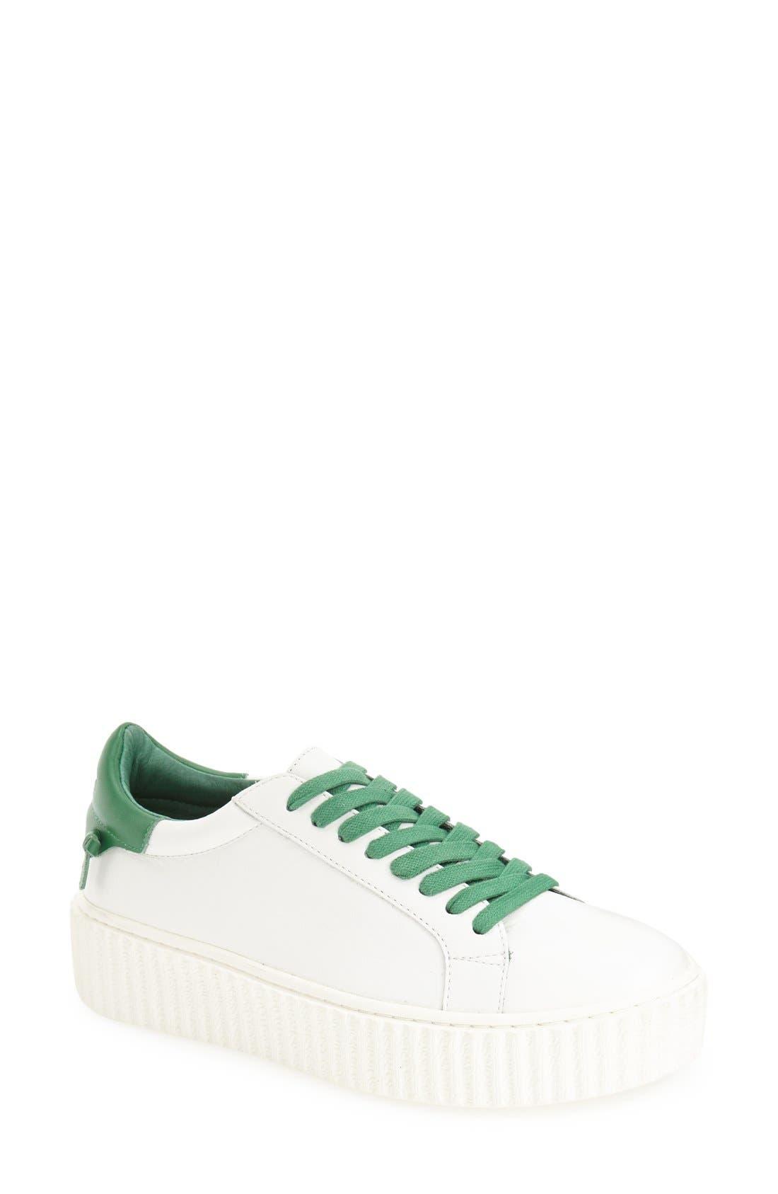 JSLIDES 'Parker' Platform Sneaker