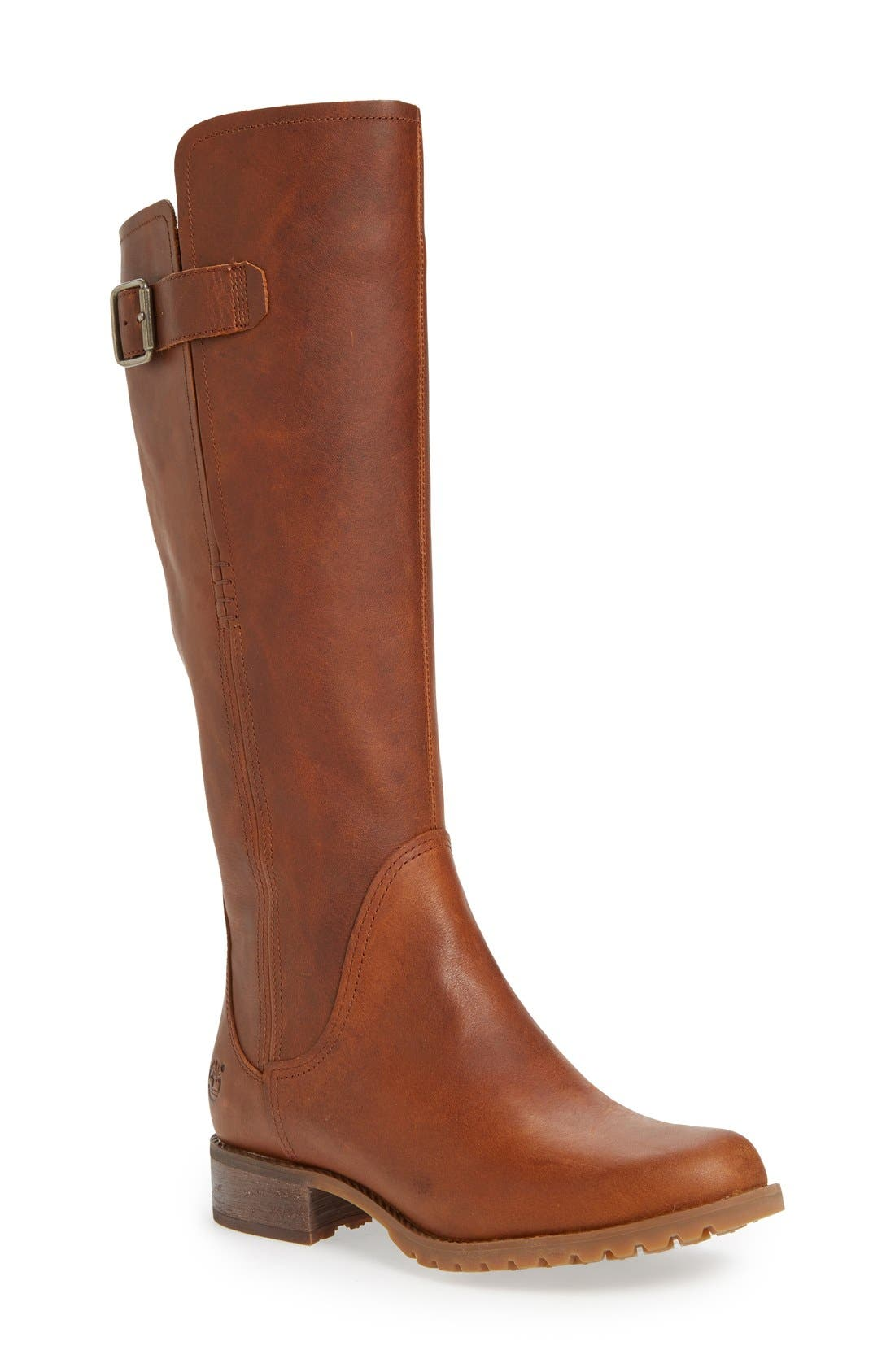 TIMBERLAND 'Banfield' Waterproof Knee High Boot