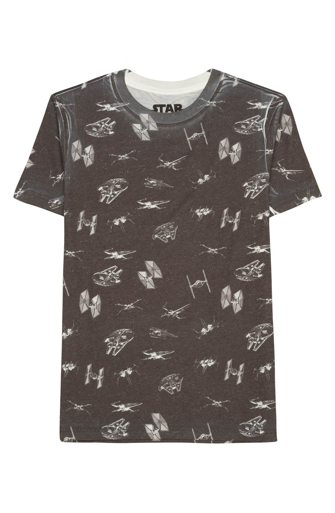 JEM Star Wars™ Print T-Shirt