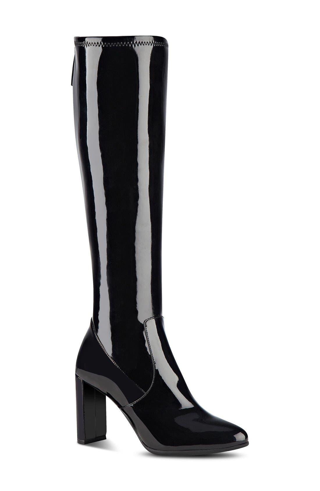 Main Image - Nine West 'Kellan' Stretch Boot (Women)