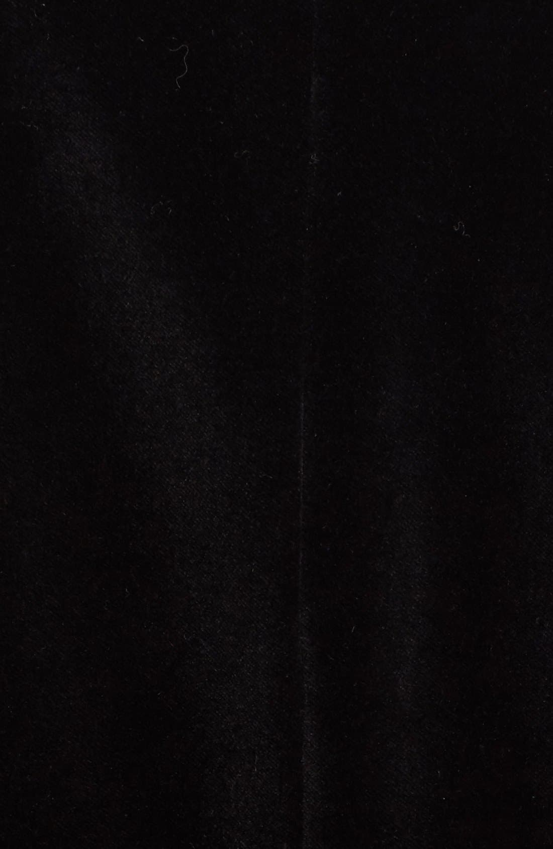 Alternate Image 3  - MARC JACOBS Cotton Velvet Victorian Jacket