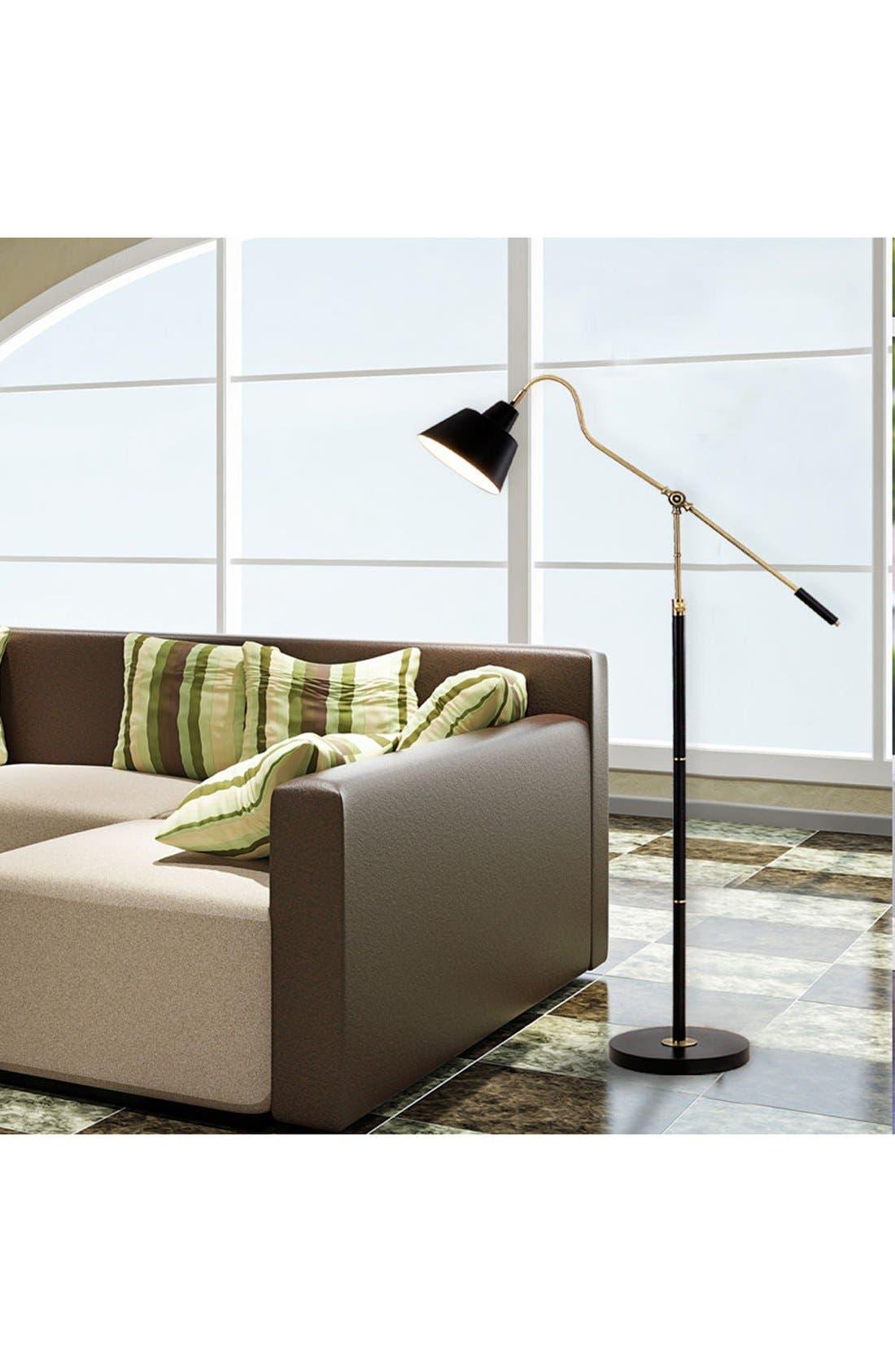 Alternate Image 2  - JAlexander Adjustable Task Floor Lamp