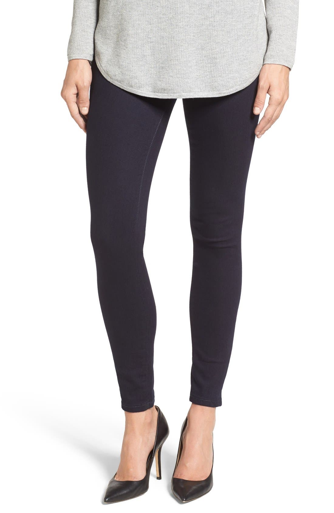 Jag Jeans 'Marla' Stretch Denim Leggings (Regular & Petite)