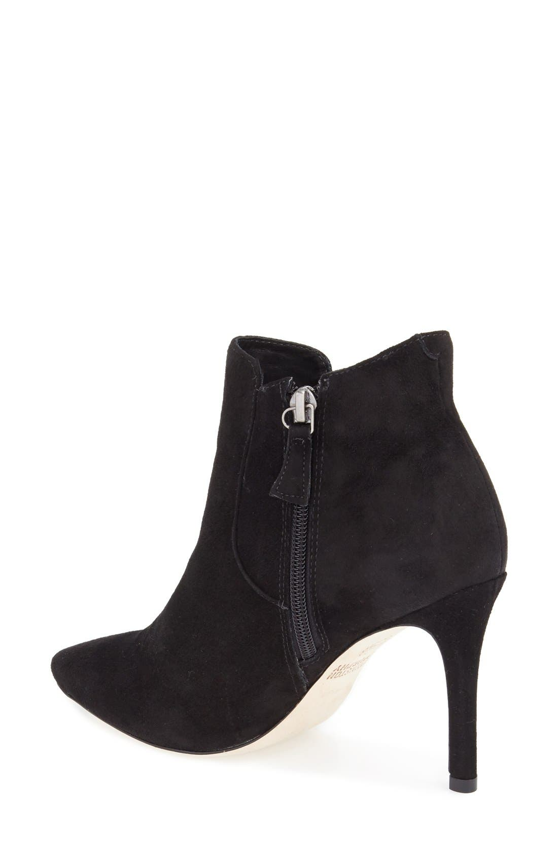 Alternate Image 2  - Johnston & Murphy 'Valerie' Pointy Toe Bootie (Women)
