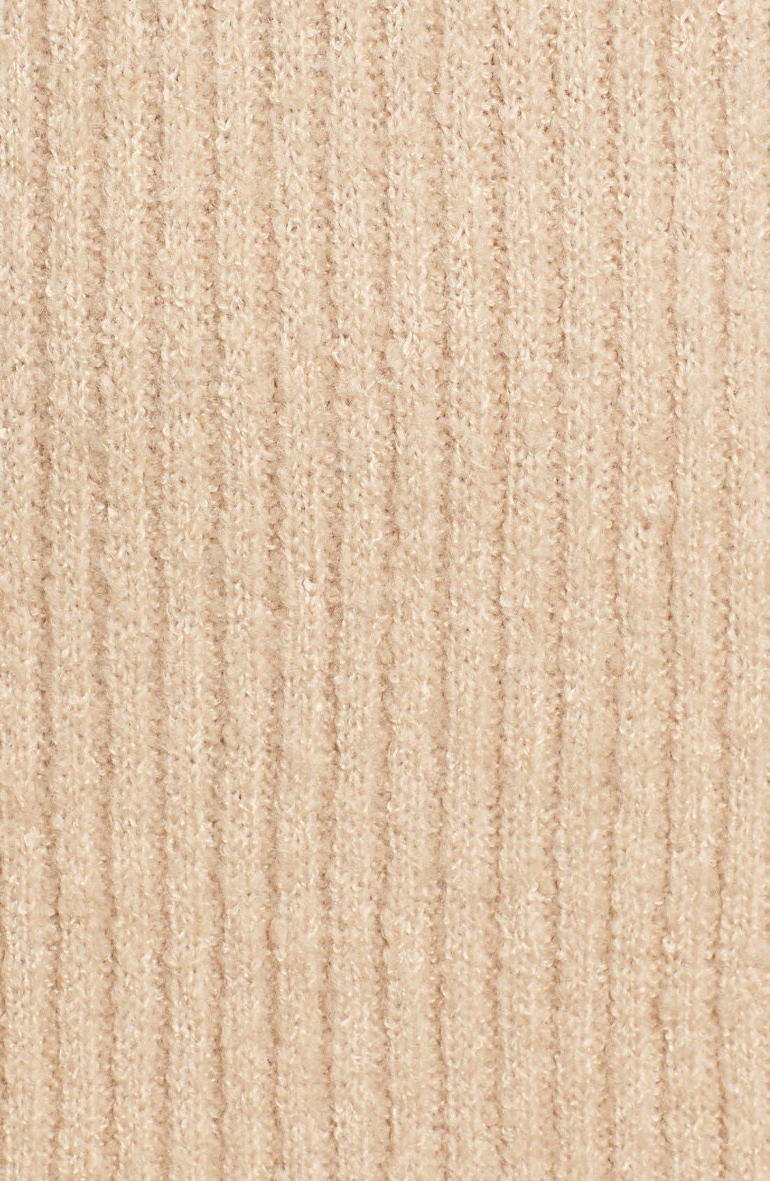 Alternate Image 6  - Halogen® Cowl Neck Sweater Dress (Regular & Petite)
