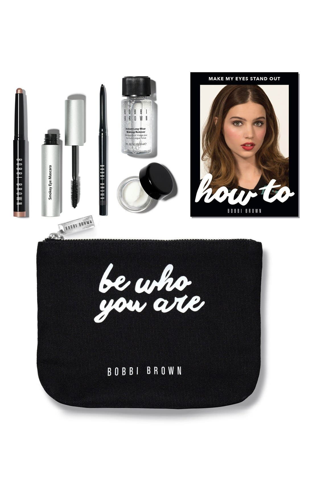 Bobbi Brown 'Be Who You Are - Make My Eyes Stand Out' Collection (Nordstrom Exclusive) ($117 Value)