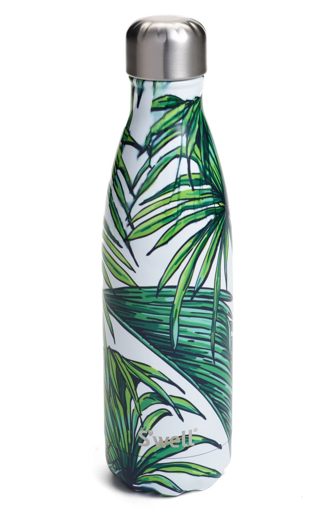 Alternate Image 1 Selected - S'well 'Waikiki' Stainless Steel Water Bottle