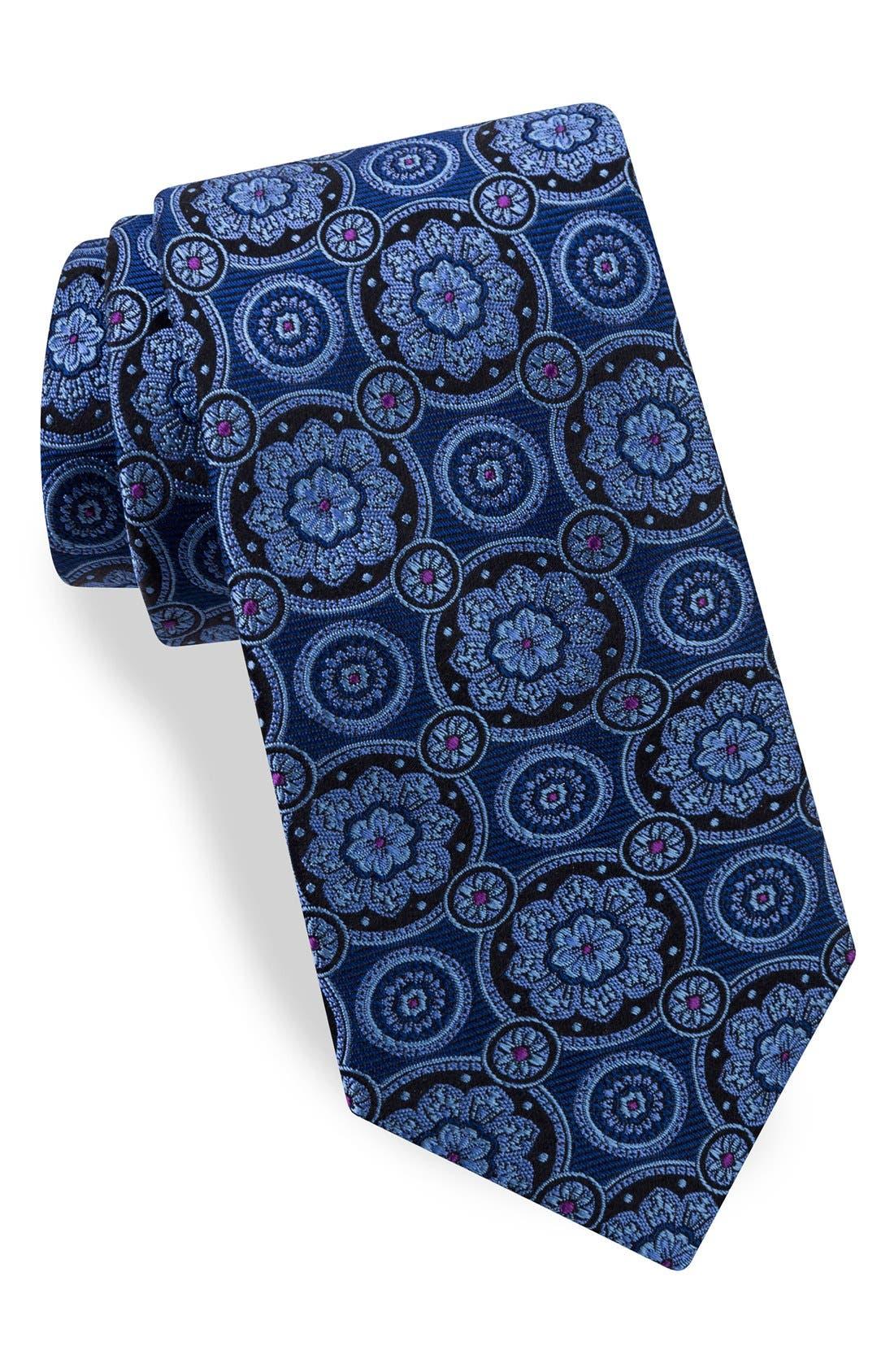 Ted Baker London Medallion Silk Tie