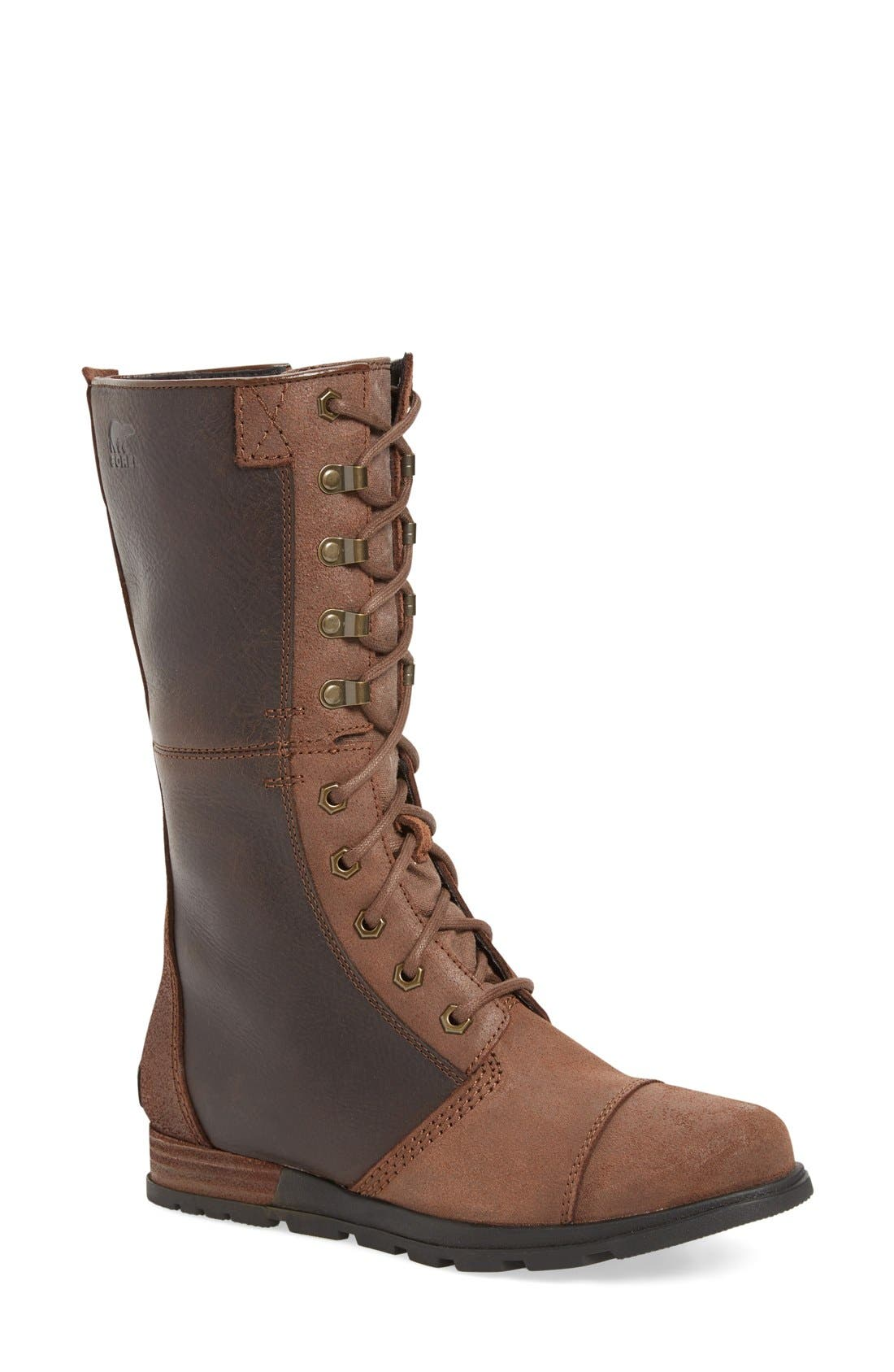 Alternate Image 1 Selected - SOREL 'Major Maverick' Mid Calf Zip Boot (Women)