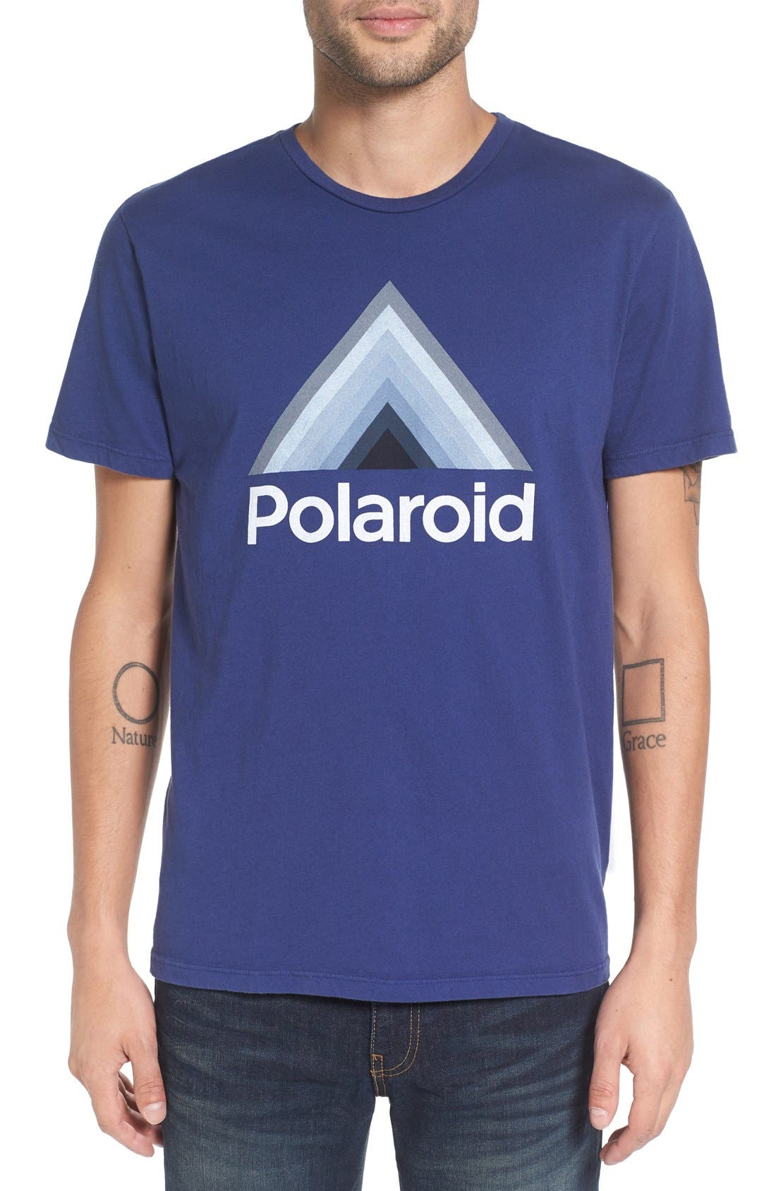 Alternate Image 1 Selected - Altru 'Polaroid' T-Shirt