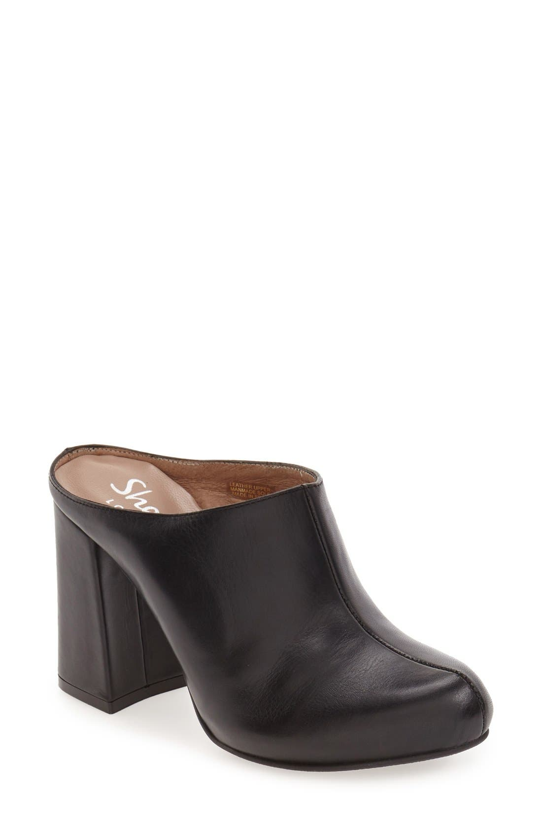 Alternate Image 1 Selected - Shellys London 'Kylie' Mule (Women)