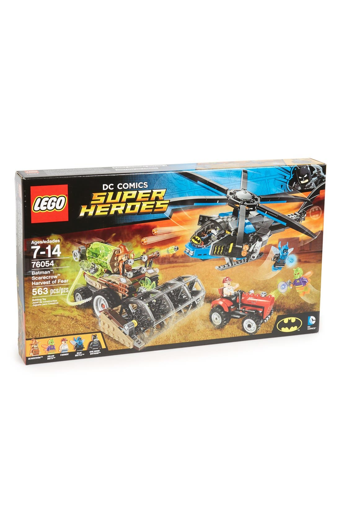 LEGO® DC Comics™ Super Heroes Batman™: Scarecrow™ Harvest of Fear - 76054
