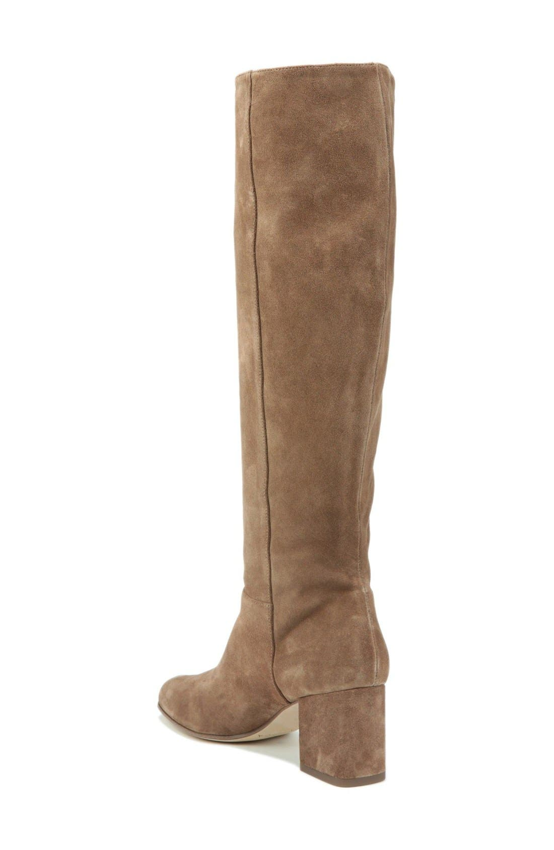 Alternate Image 2  - Via Spiga Mellie Knee High Boot (Women)