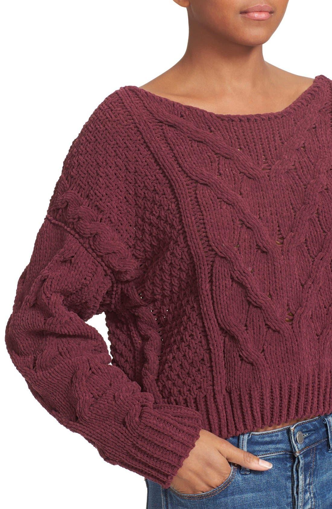 Alternate Image 4  - Free People Sticks and Stones Sweater