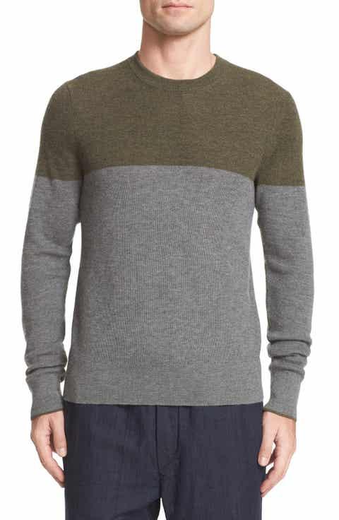 rag   bone Camden Colorblock Cashmere Crewneck Sweater