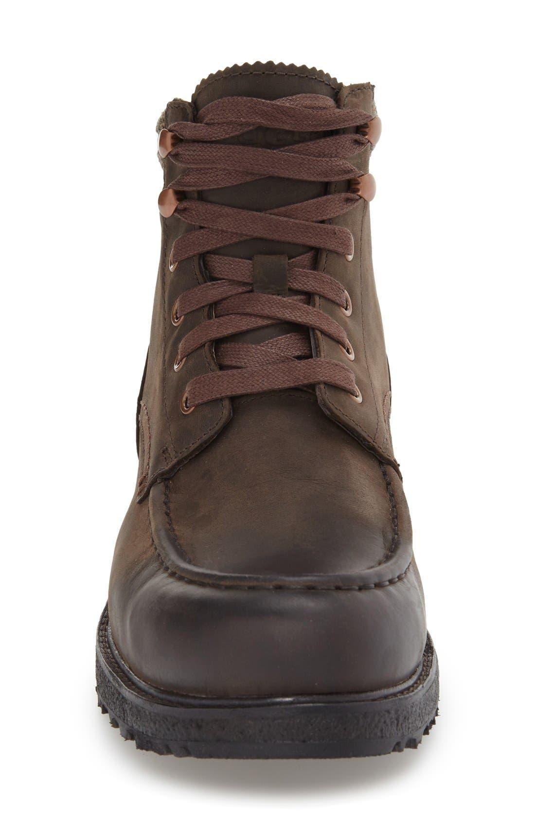 Alternate Image 3  - UGG® Merrick Moc Toe Boot (Men)