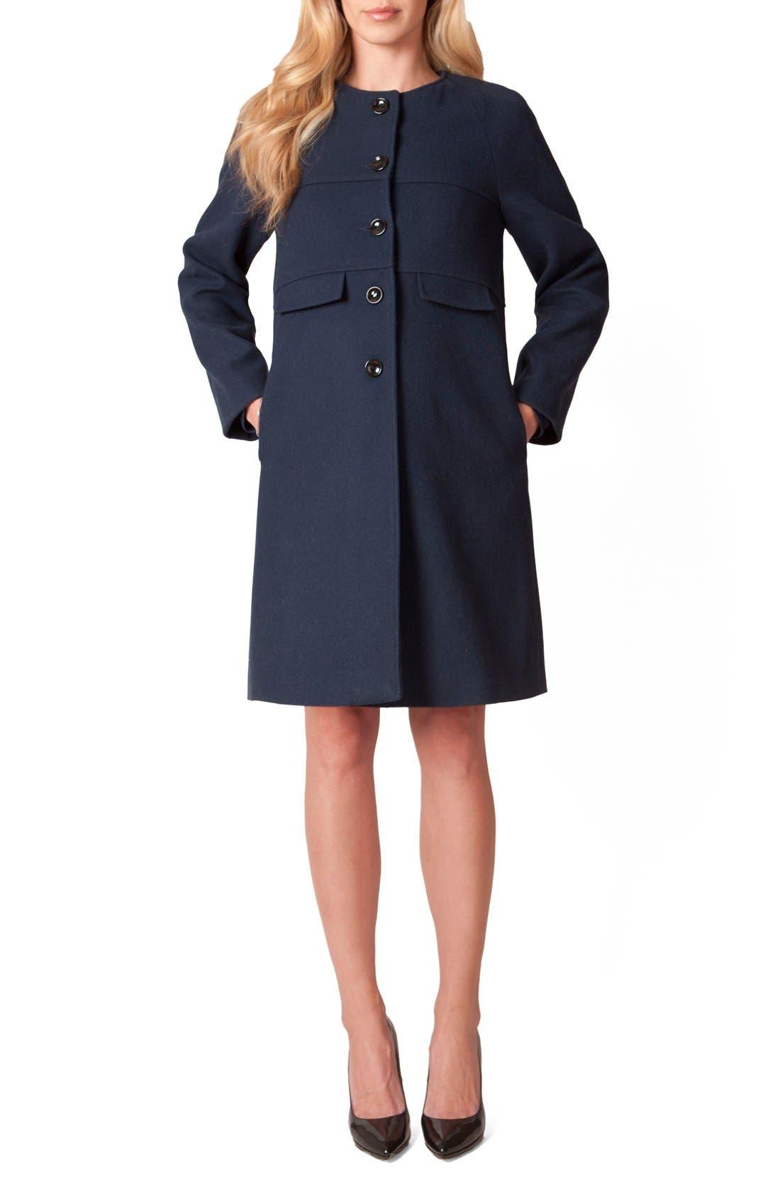 Main Image - Seraphine Celine Maternity Coat