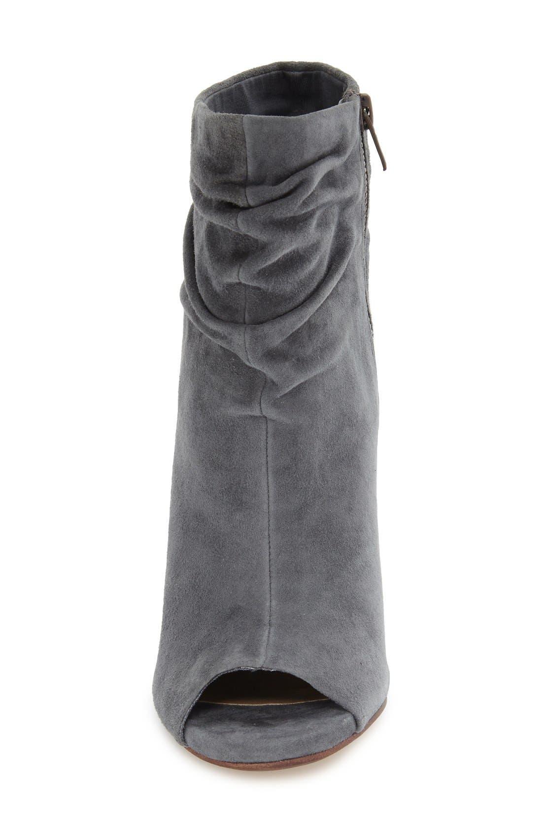 Alternate Image 3  - Splendid 'Jessika' Open Toe Bootie (Women)