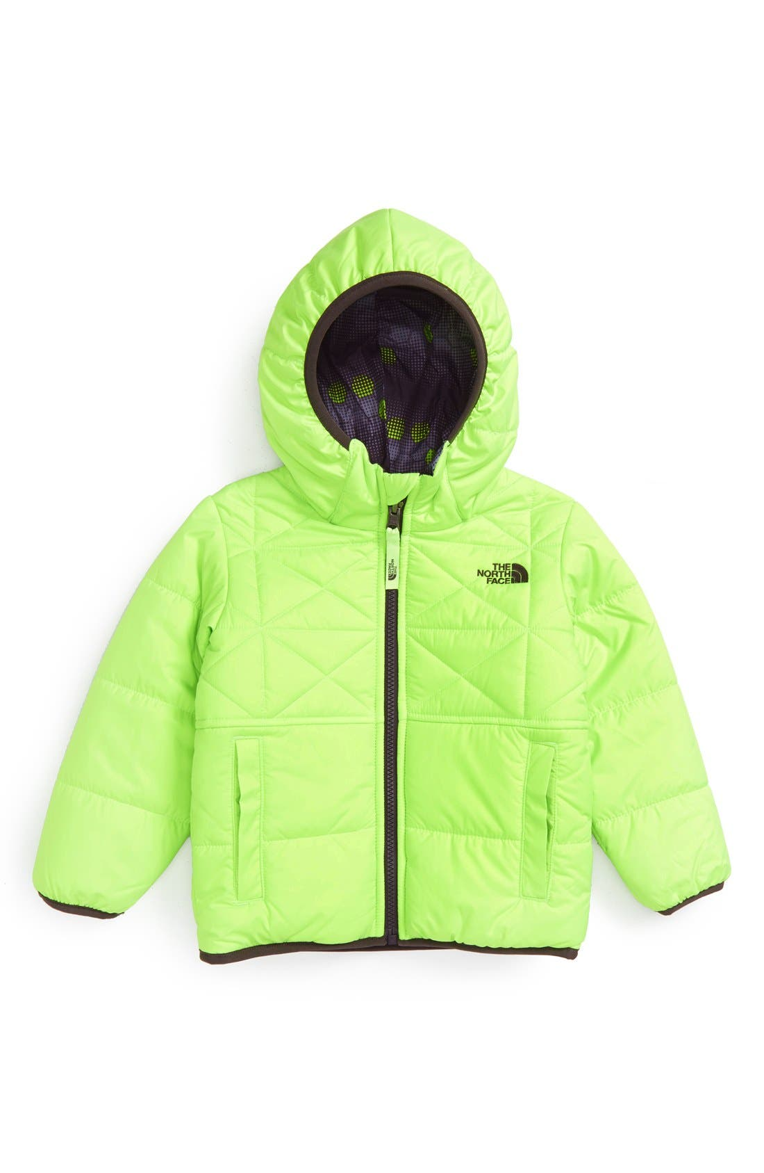 Alternate Image 1 Selected - The North Face 'Perrito' Reversible Water Repellent Heatseeker™ Insulated Jacket (Toddler Boys & Little Boys)