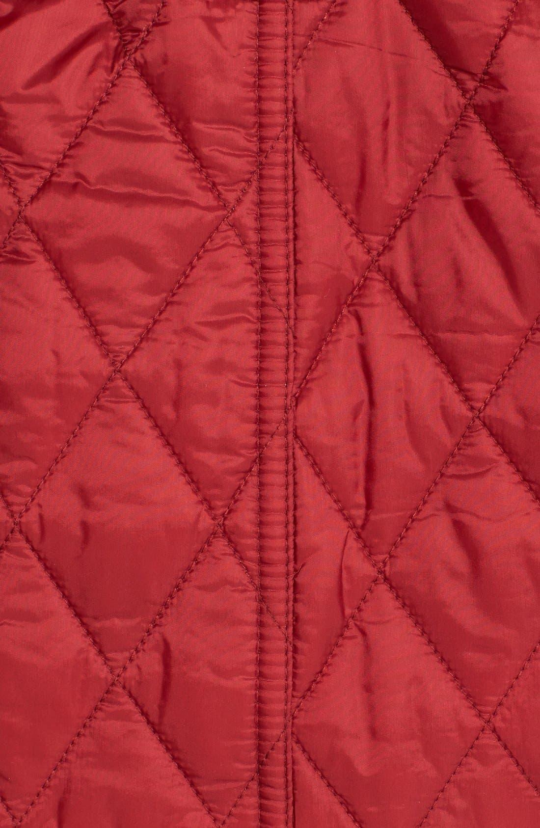 Alternate Image 3  - Burberry Finsbridge ShortQuilted Jacket