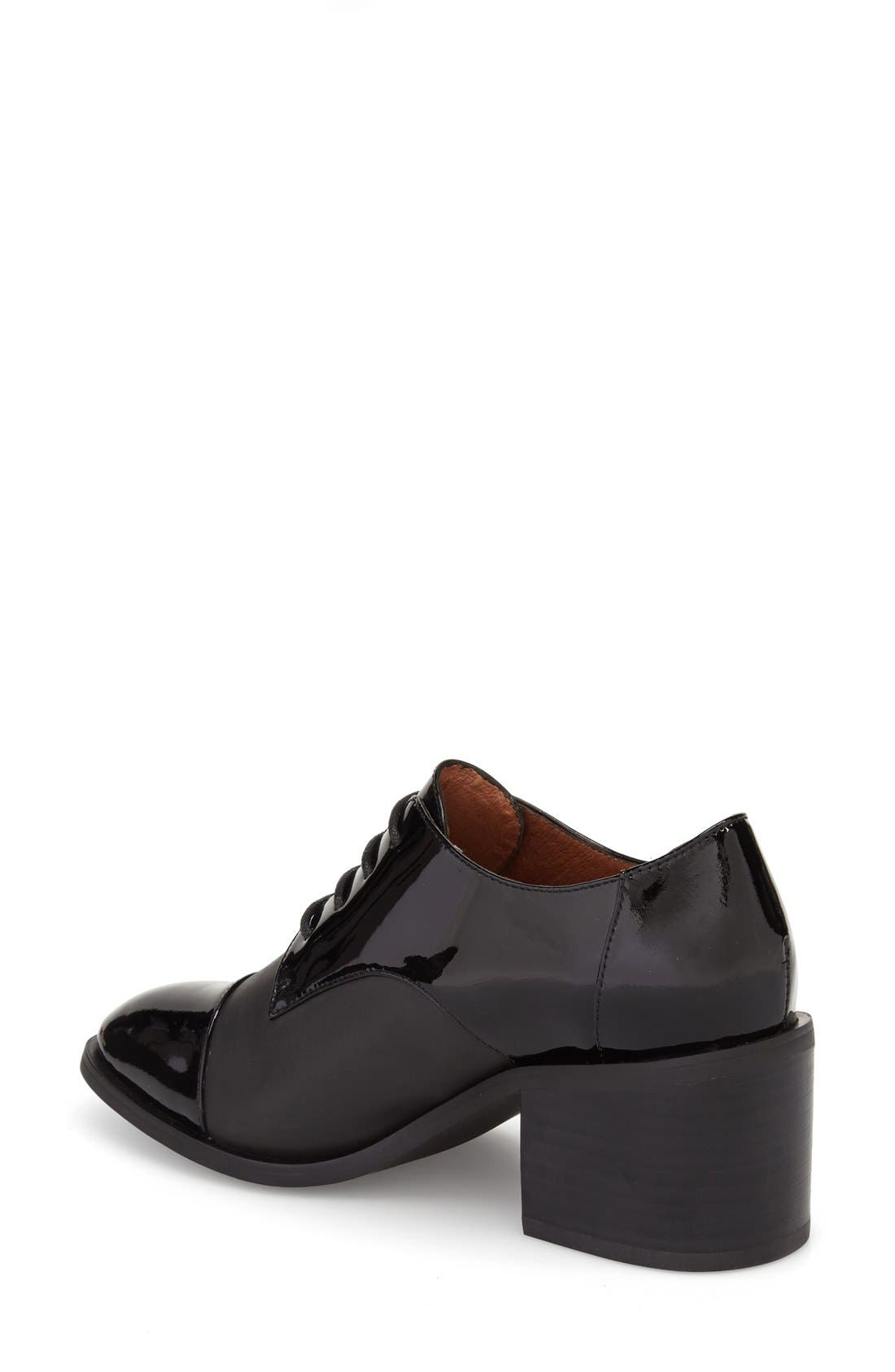 Alternate Image 2  - Jeffrey Campbell 'Egan' Cap Toe Oxford (Women)