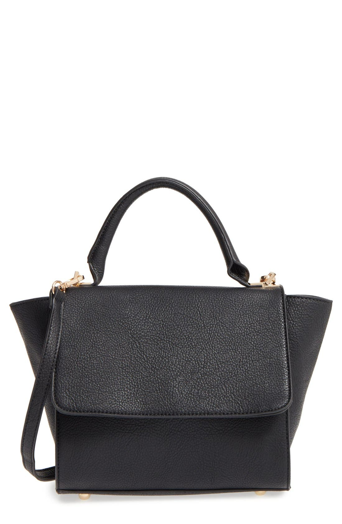 Alternate Image 1 Selected - Sole Society 'Kimmi' Top Handle Satchel
