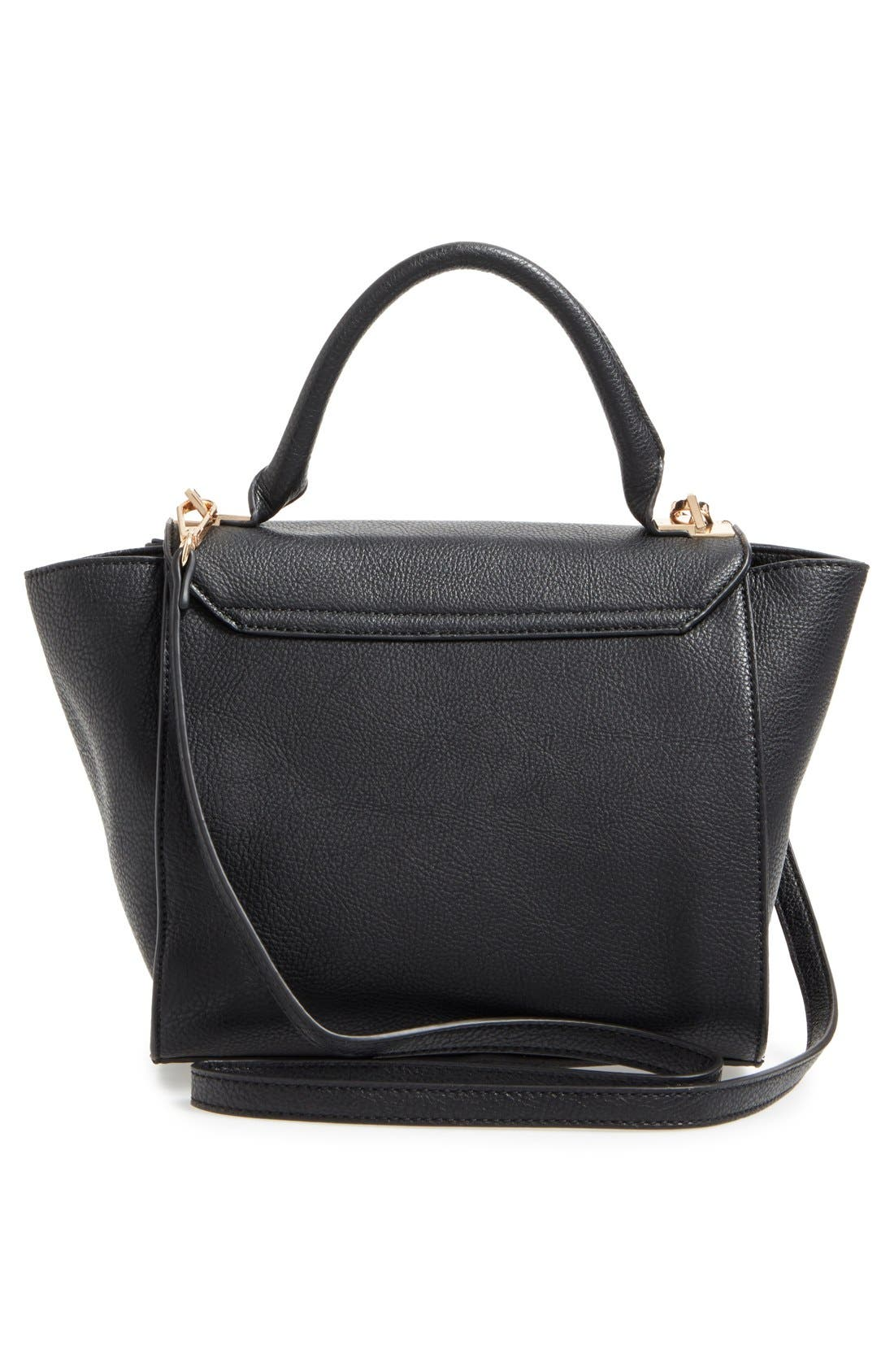 Alternate Image 3  - Sole Society 'Kimmi' Top Handle Satchel