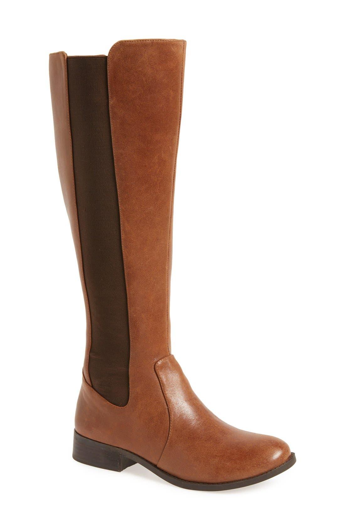 Jessica Simpson 'Ricel' Riding Boot (Women) (Regular & Wide Calf)