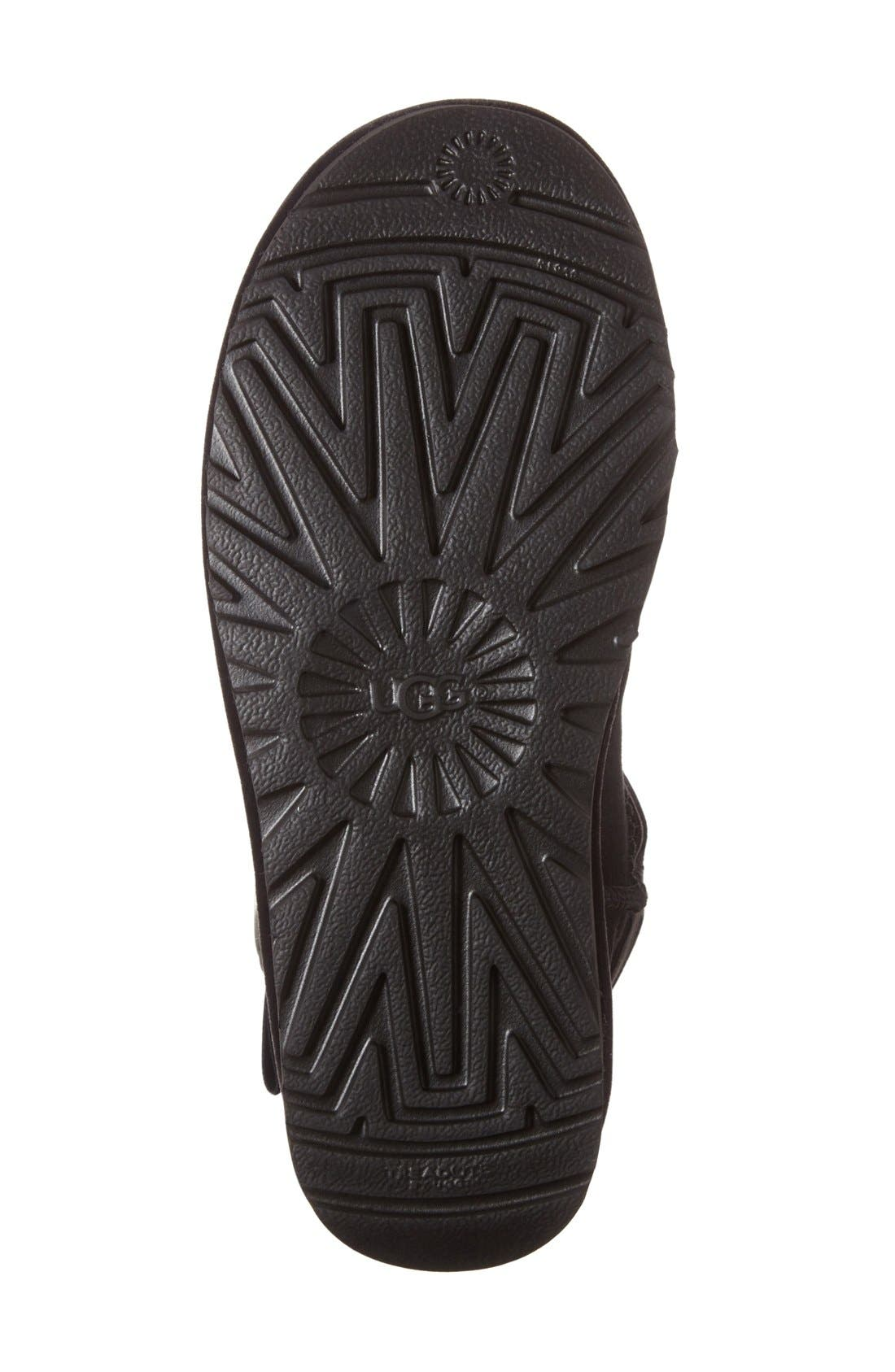 Alternate Image 4  - UGG® Karlie Brooch Bootie (Women)