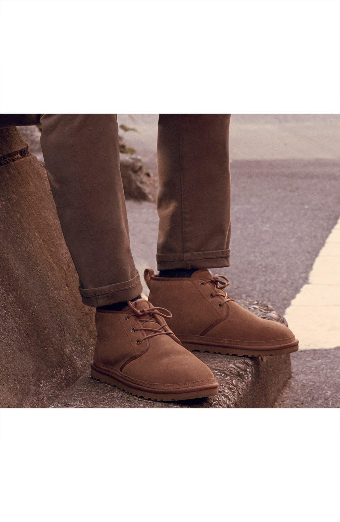 Alternate Image 6  - UGG® Neumel Chukka Boot (Men)