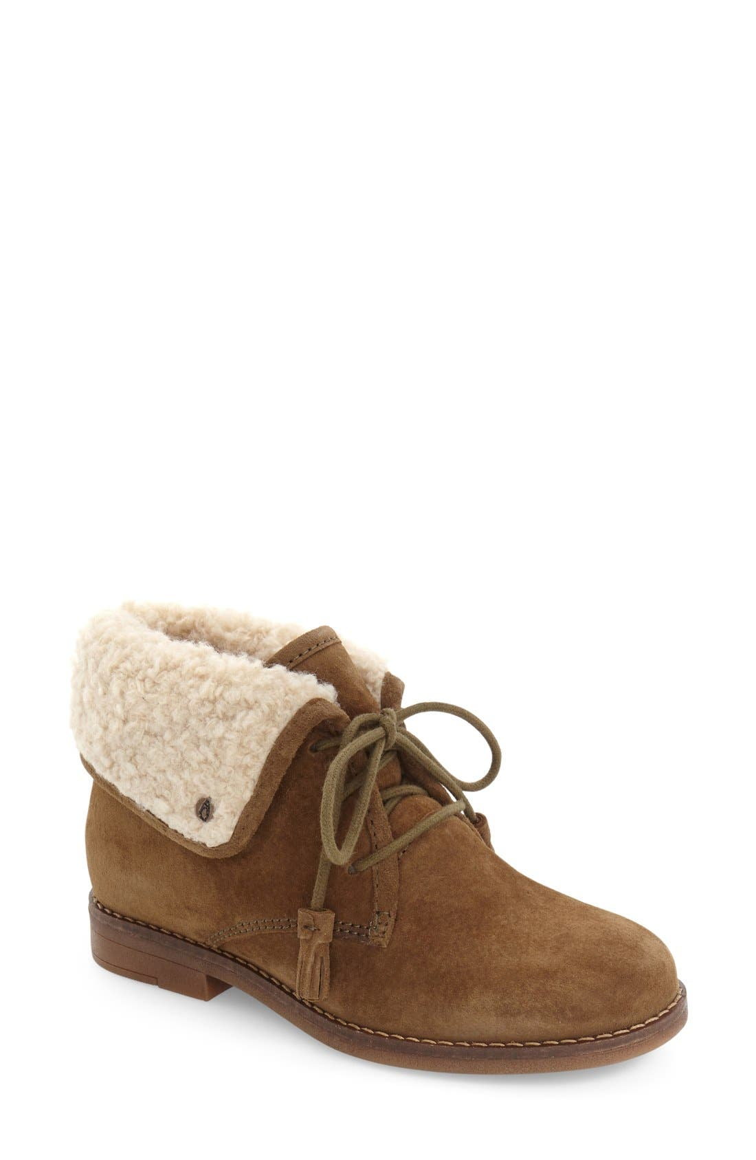Hush Puppies® Marthe Cayto Bootie (Women)