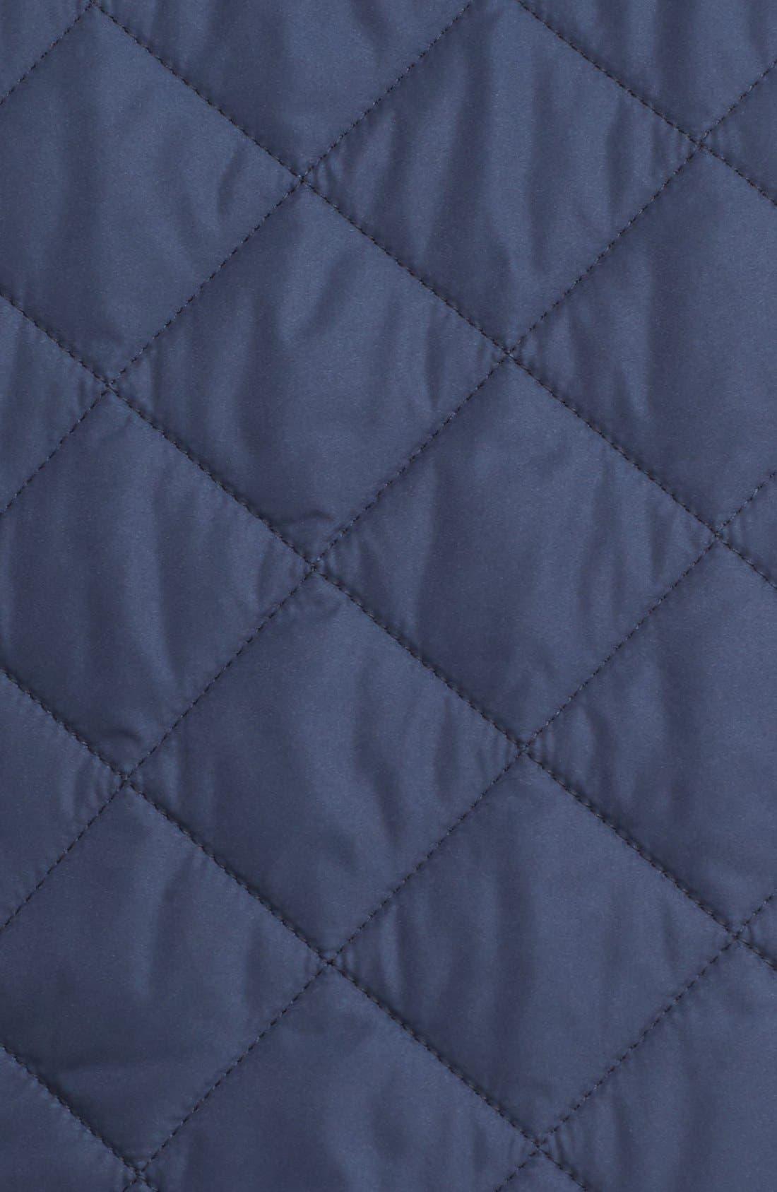 Alternate Image 3  - Burberry Westbridge Quilted Jacket