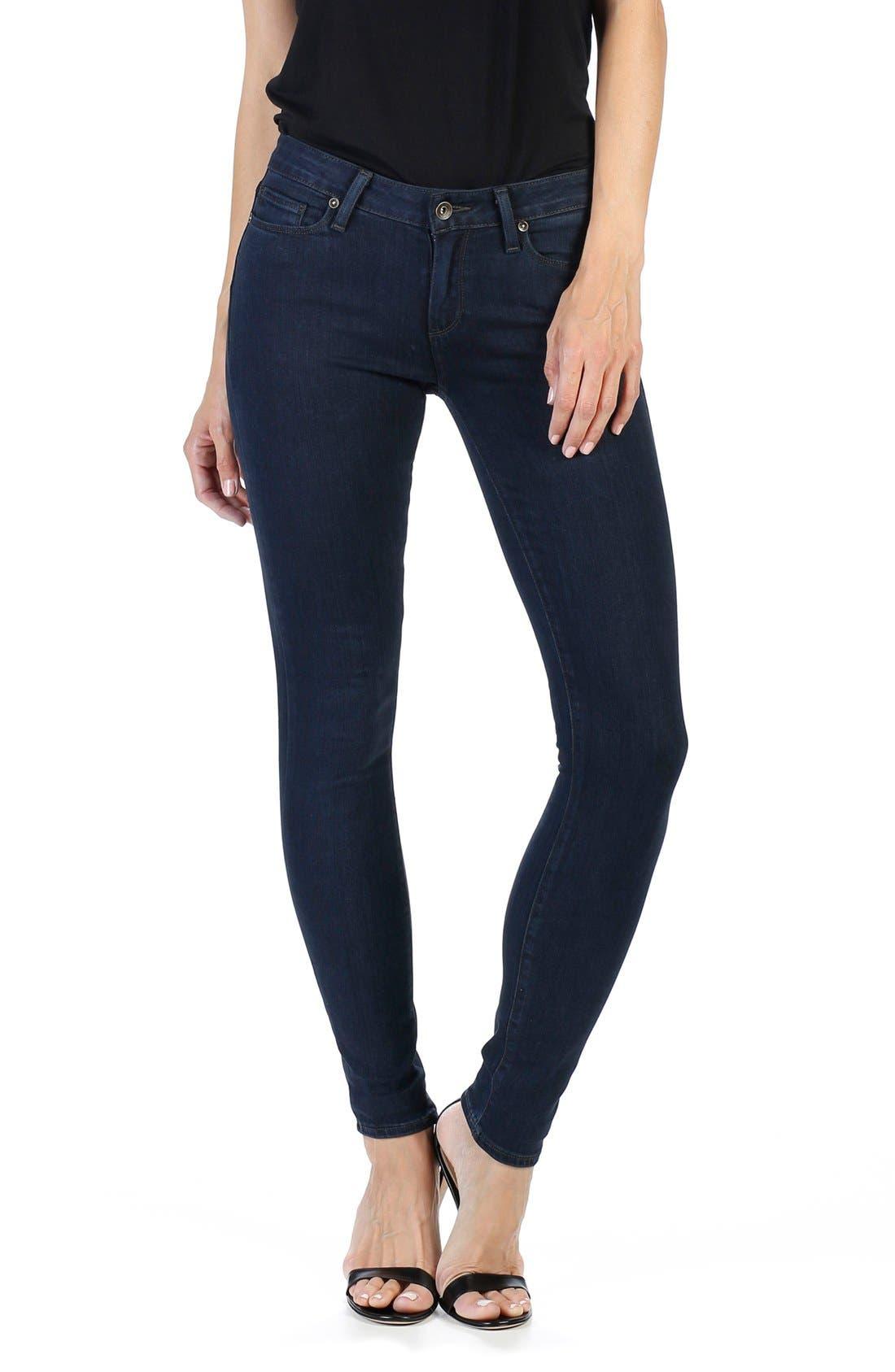 PAIGE Transcend Verdugo Ultra Skinny Jeans (Gabriel)