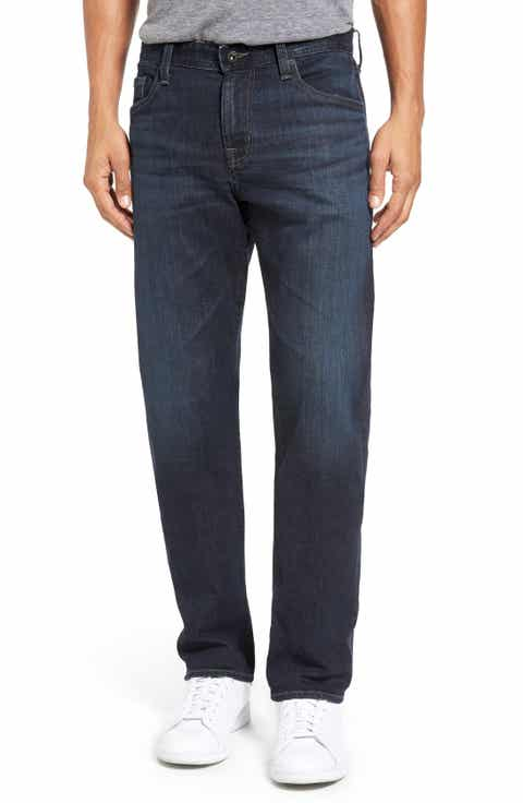 AG Graduate Slim Straight Leg Jeans (Rockwell)