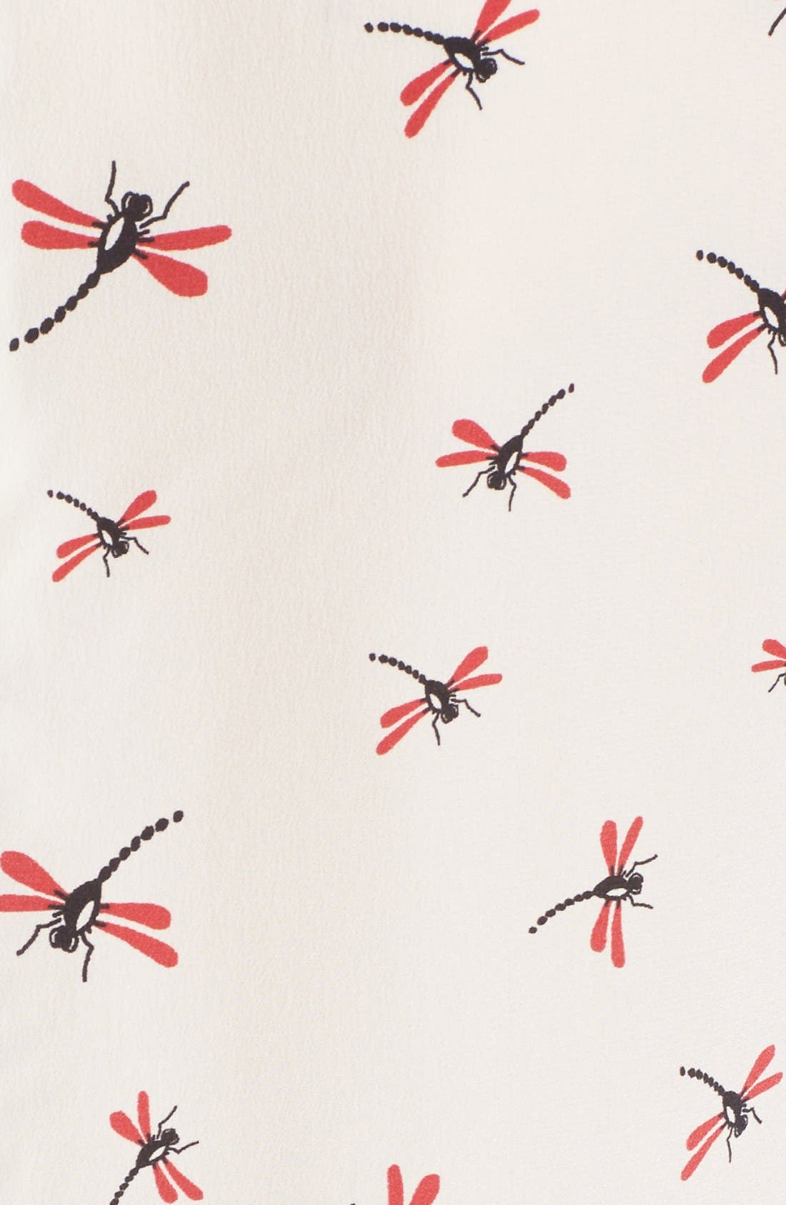 Alternate Image 5  - Equipment Lyle Dragonfly Print Silk Top