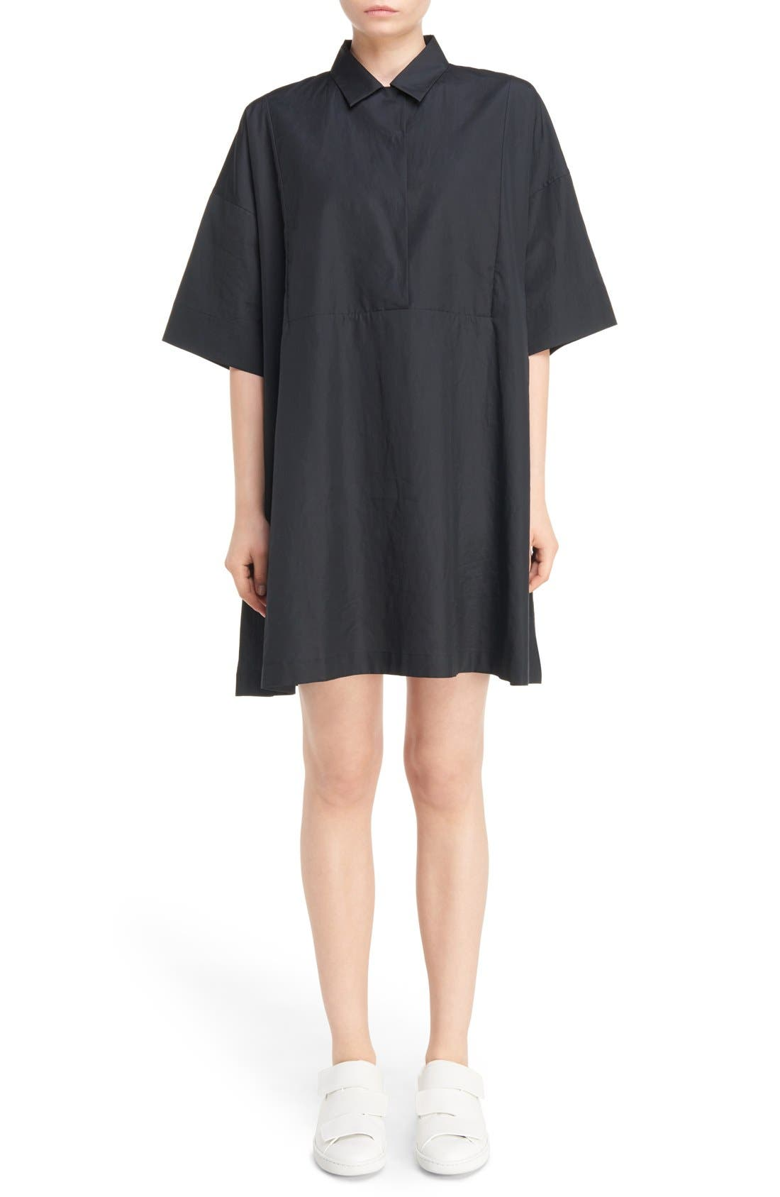 ACNE STUDIOS Sena Cotton Minidress