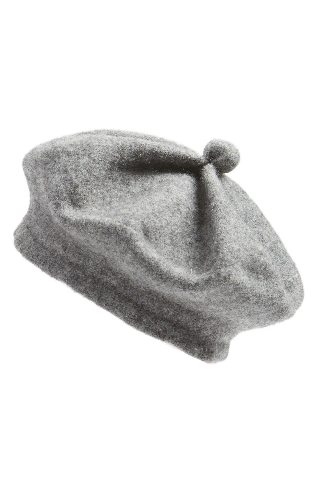 Alternate Image 2  - BP. Wool Blend Beret
