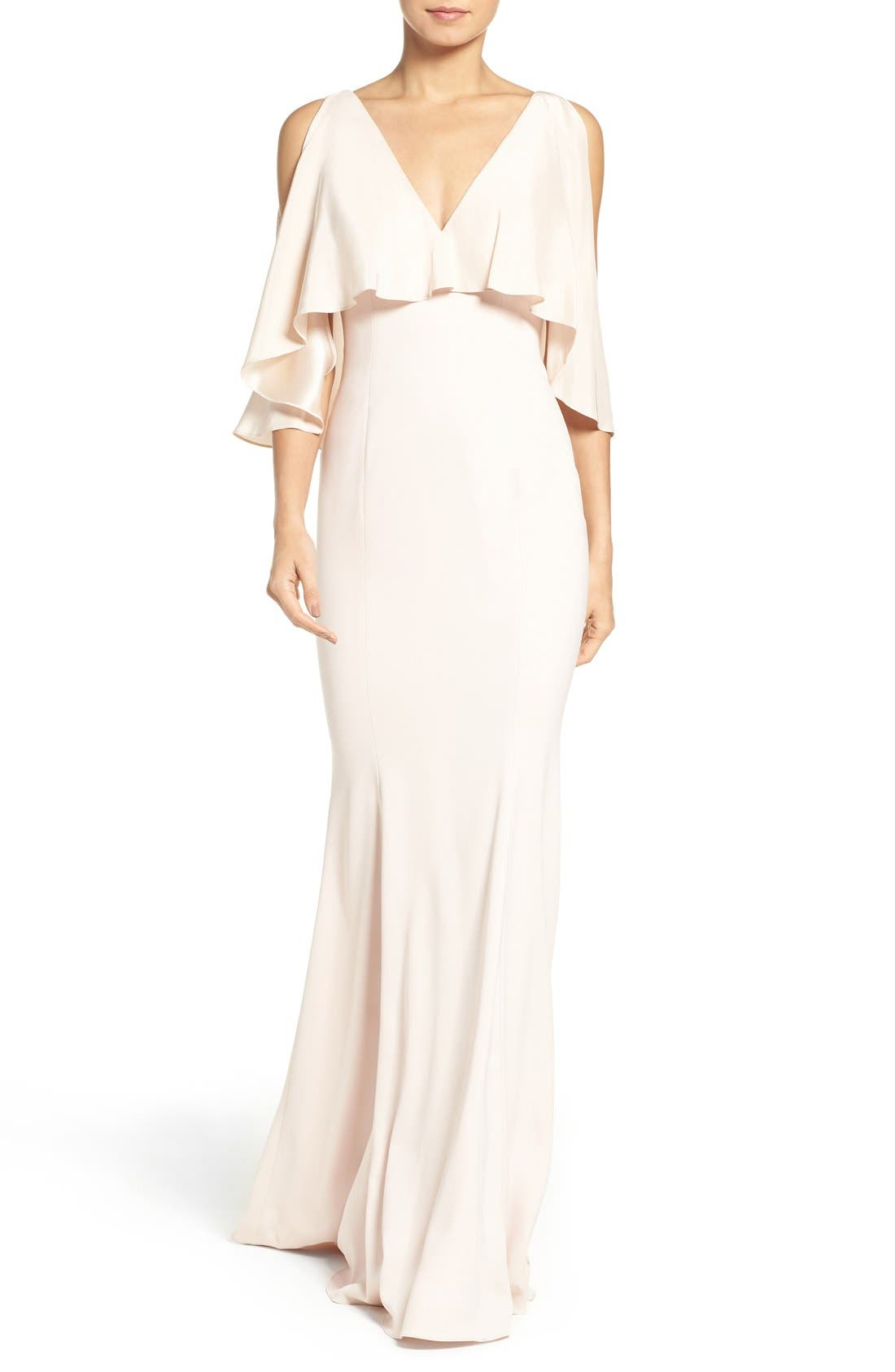 JAY GODFREY Page Popover Gown