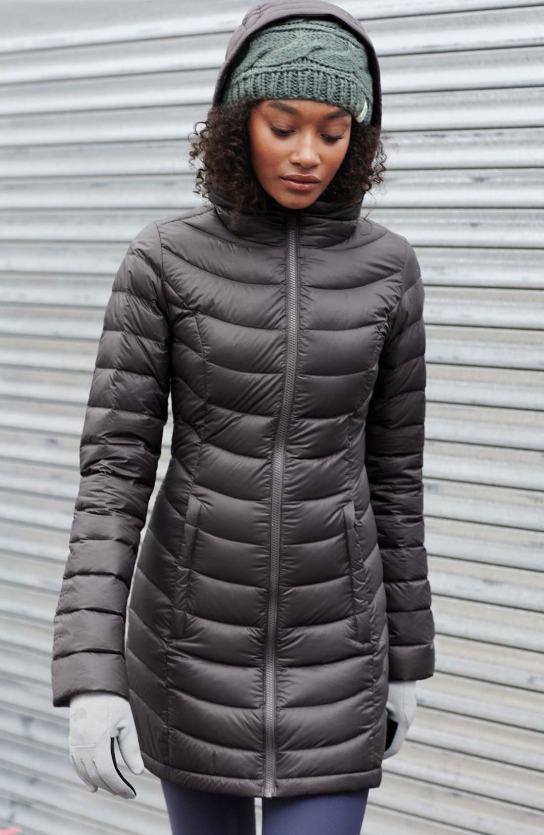 Alternate Image 6  - The North Face 'Jenae' Hooded Down Jacket (Nordstrom Exclusive)