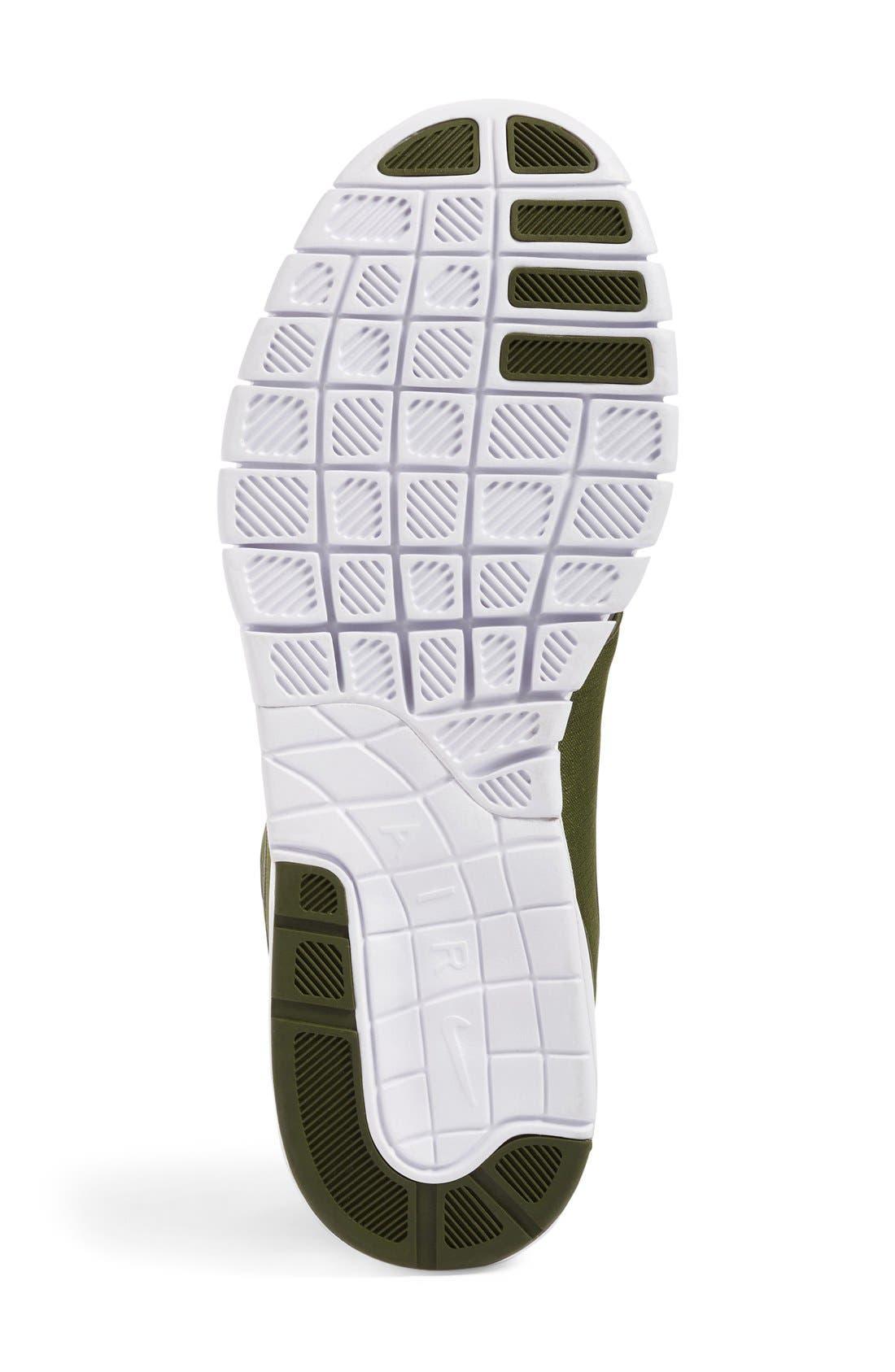 Alternate Image 4  - Nike SB Stefan Janoski Max Mid Skate Shoe (Men)