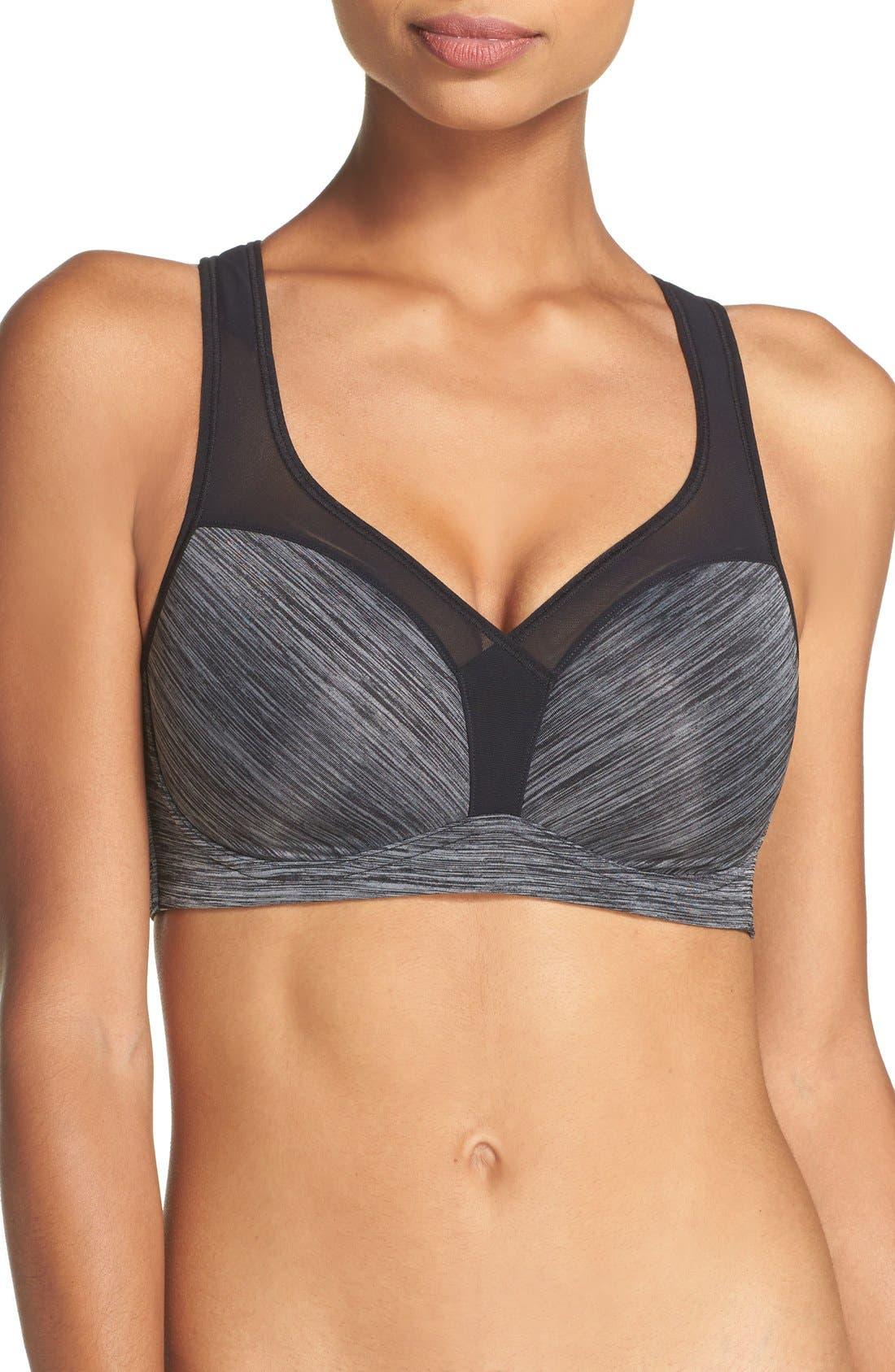 Le Mystère Wireless Sports Bra