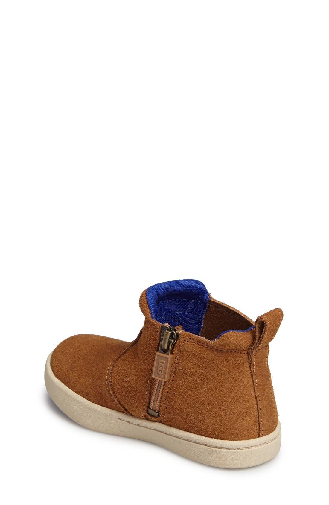 Alternate Image 2  - UGG® Hamden Sneaker (Walker, Toddler, Little Kid & Big Kid)