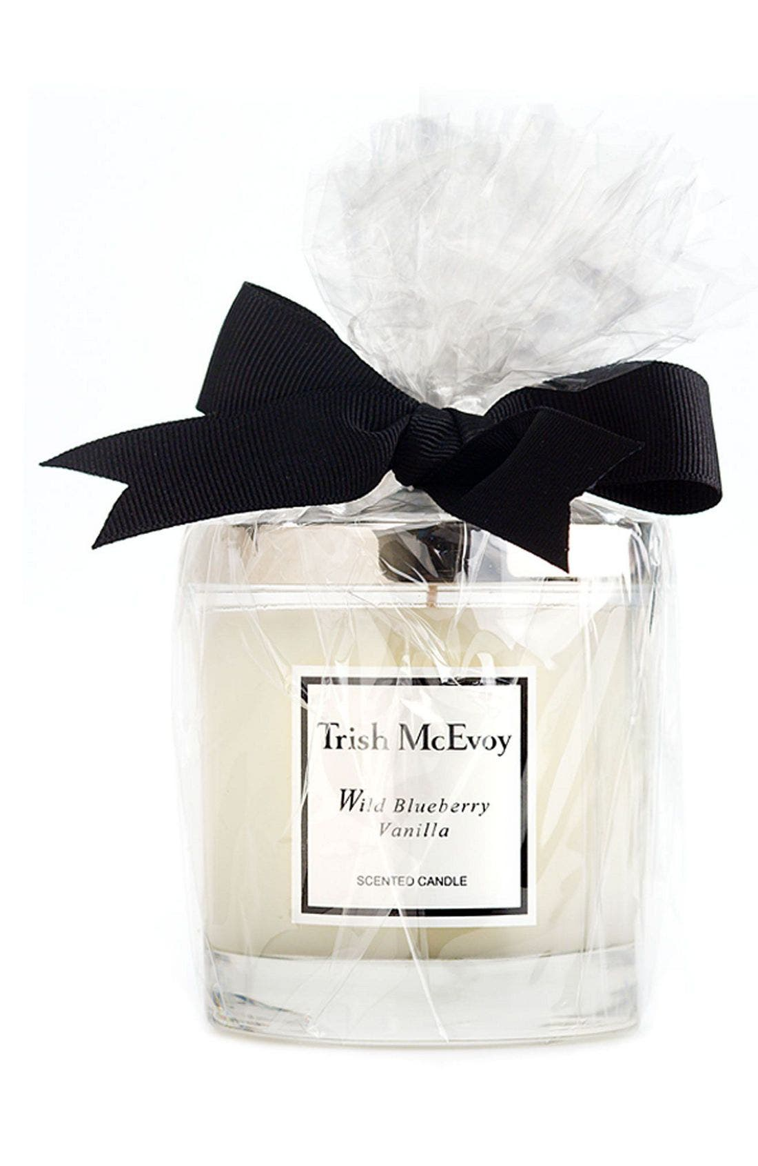 Main Image - Trish McEvoy 'Wild Blueberry Vanilla' Scented Candle