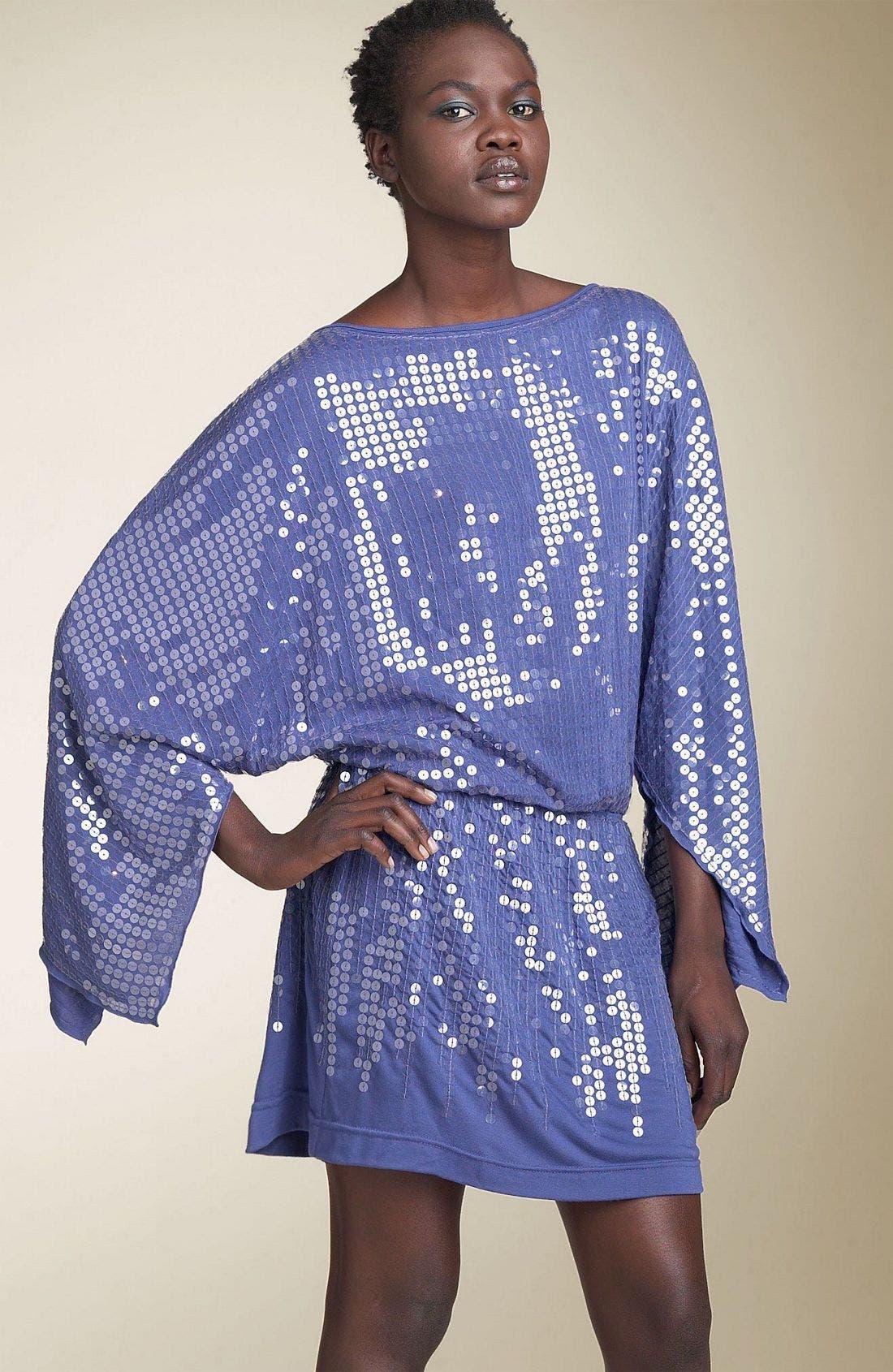 Alternate Image 1 Selected - LaROK 'Dance Queen' Minidress