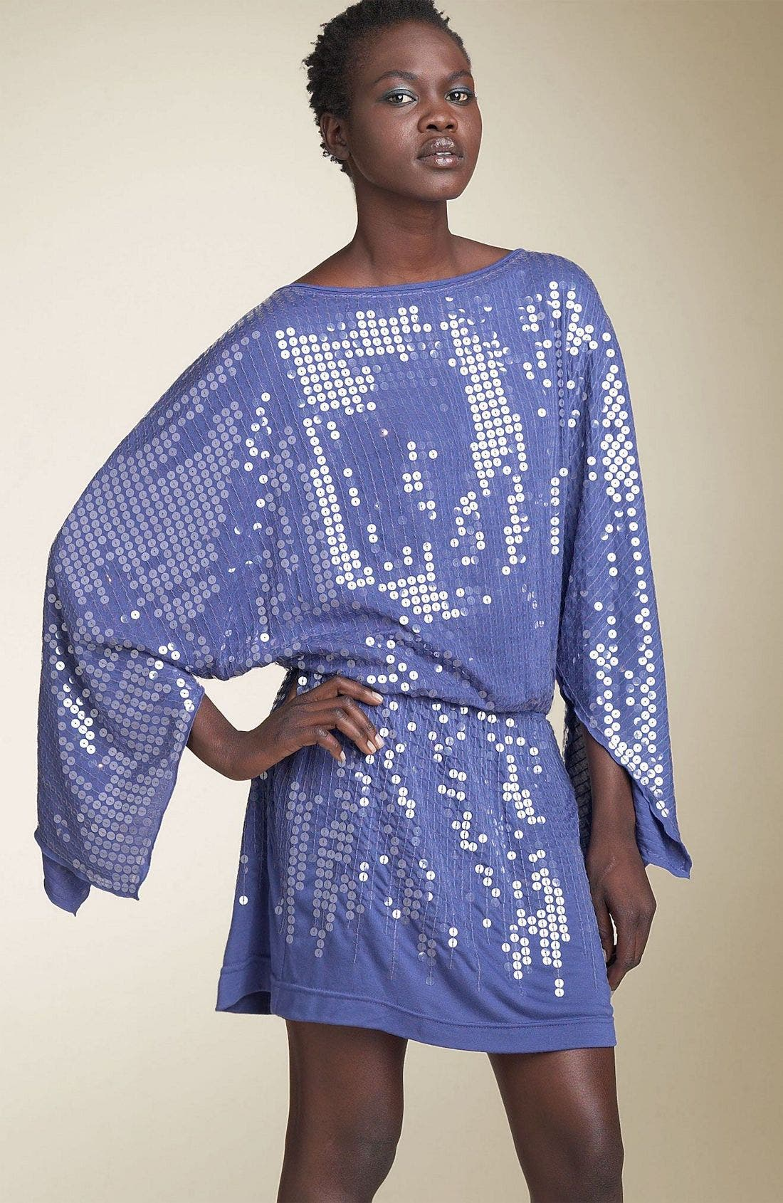 Main Image - LaROK 'Dance Queen' Minidress