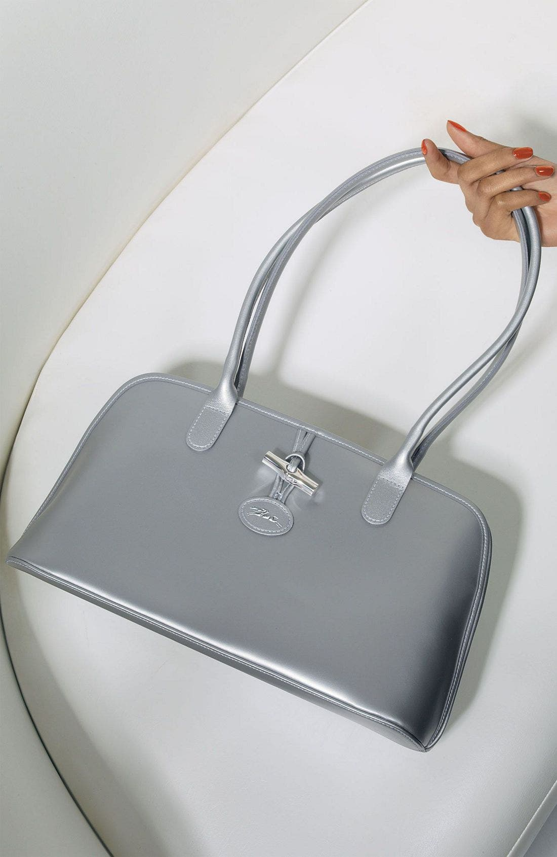 Alternate Image 2  - Longchamp 'Roseau' Dome Satchel