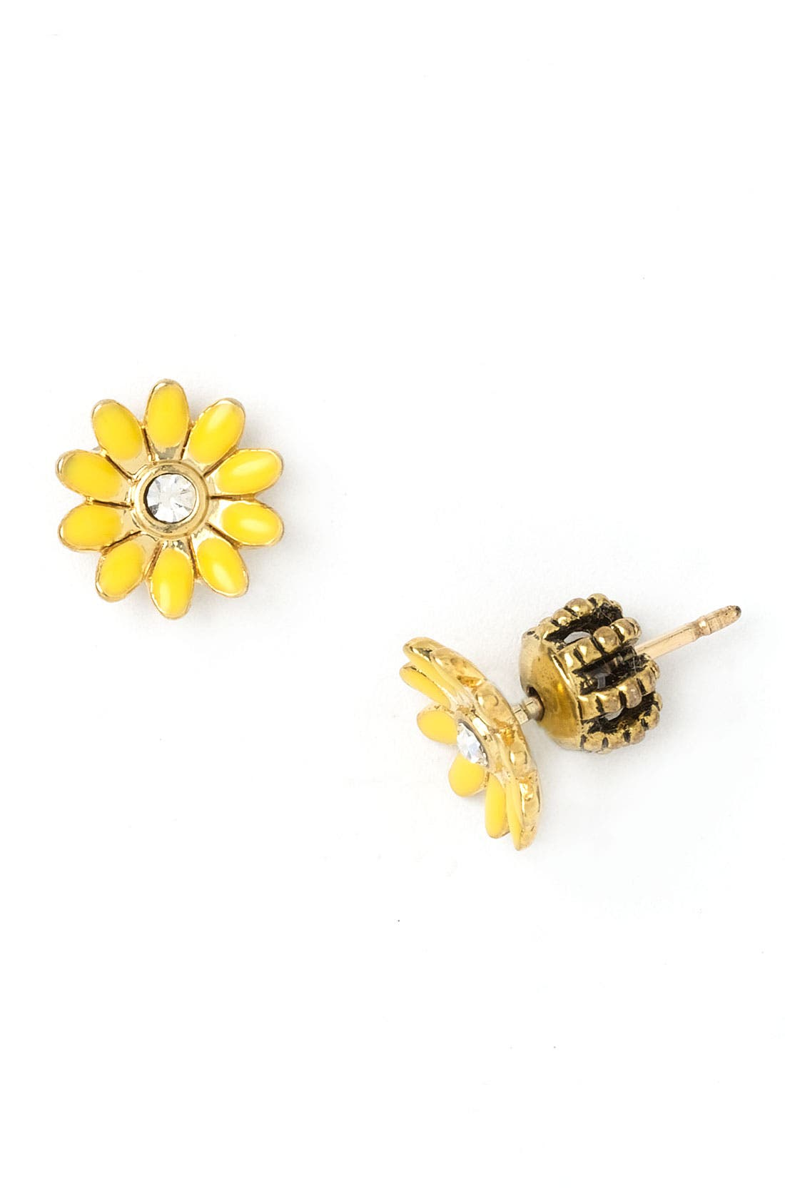 Alternate Image 1 Selected - Juicy Couture 'Daisy' Stud Earrings