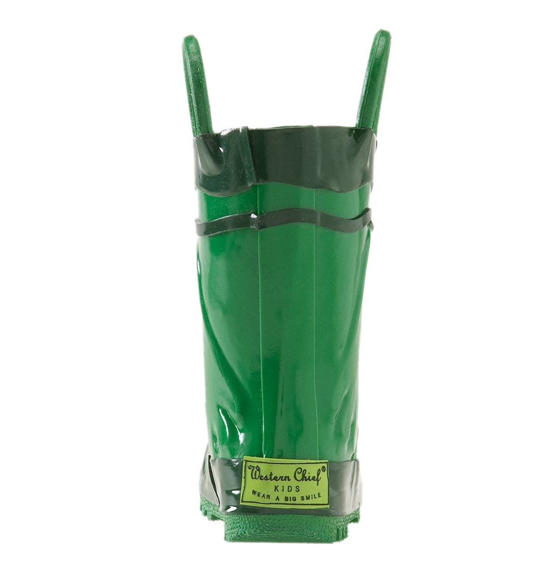Alternate Image 4  - Western Chief 'Frog' Rain Boot (Walker, Toddler, Little Kid & Big Kid)