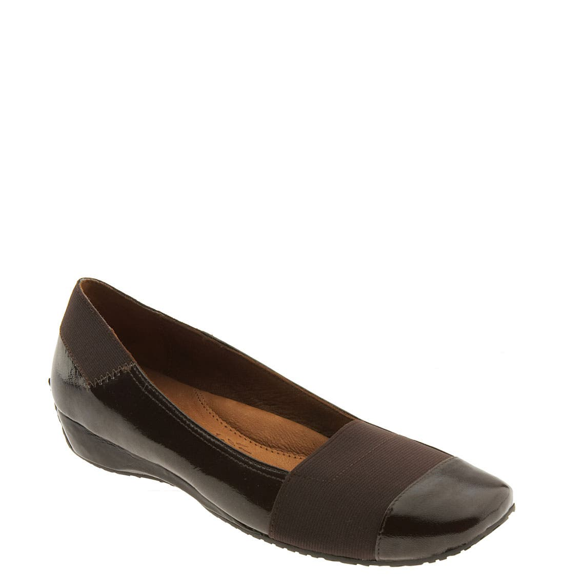Alternate Image 1 Selected - Gentle Souls 'Iso Kik' Slip-On Wedge