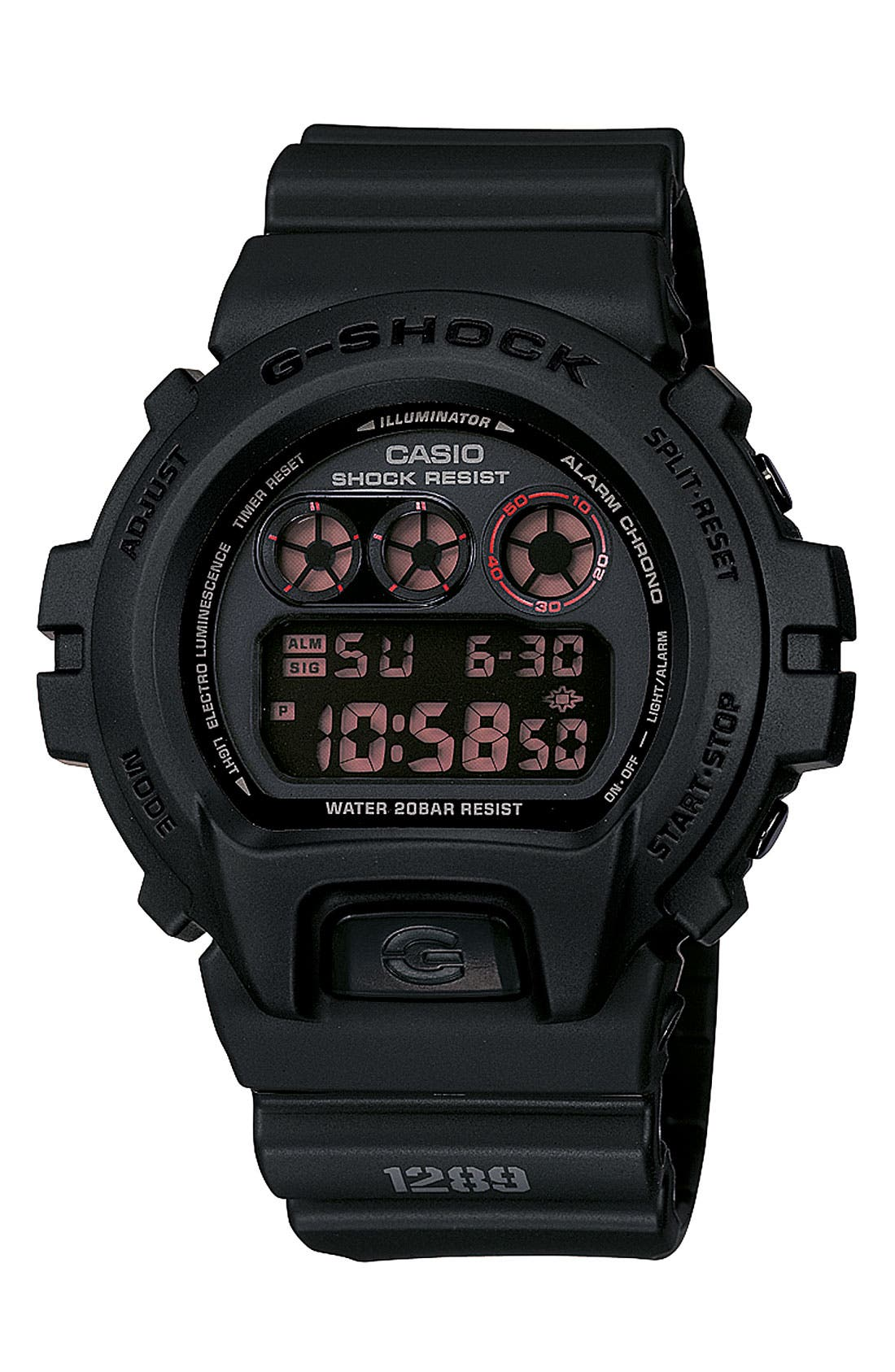 G-SHOCK BABY-G G-Shock 'Classic' Watch, 53mm